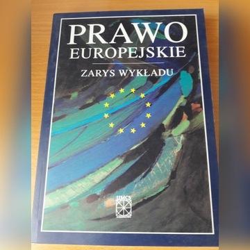 Prawo europejskie Zarys wykłady Skubisz
