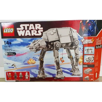 LEGO STAR WARS 10178 Motorized Walking AT-AT