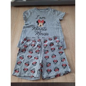 Piżamka Minnie dla dziewczynki.