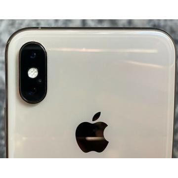 Idealny iPhone XS 64GB GOLD + 11 casów + szkło