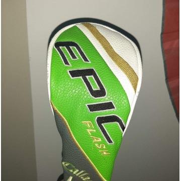 Kij do gry w golfa WD RH EPIC FLASH 3 + FW , SF WD