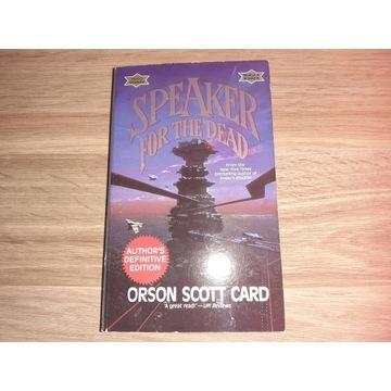 Orson Scott Card - SPEAKER FOR THE DEAD