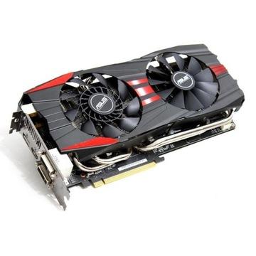 Asus GeForce GTX 780 DirectCU II OC 3GB DDR5