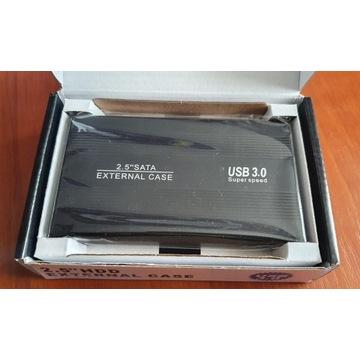 Zewnętrzny dysk przenośny USB 3.0 500GB PENDRIVE
