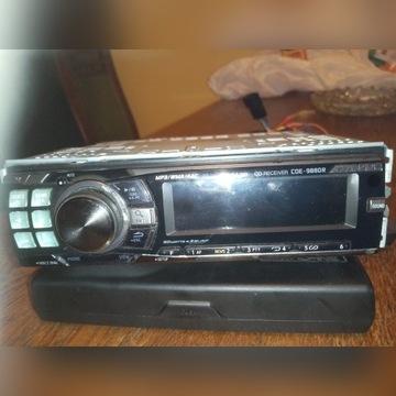 Radio alpine CDE 9880 R