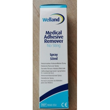 Welland Medical Adhesive Remover spray 50ml