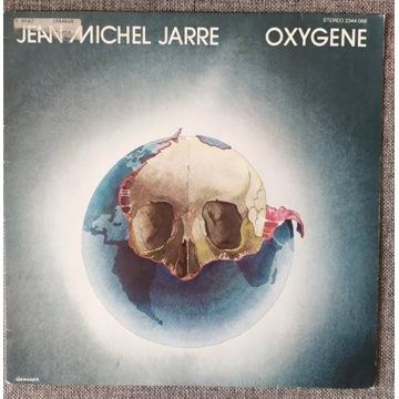 JEAN MICHEL JARRE OXYGENE winyl EX