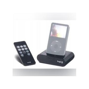 logic3 universal dock apple ipod pilot Video box