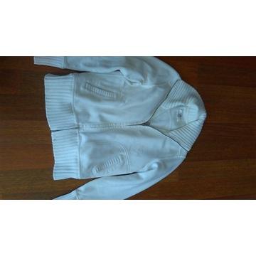 Bluza sportowa biła rozmiar L