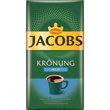 Kawa Jacobs Mild - 500 g  DE