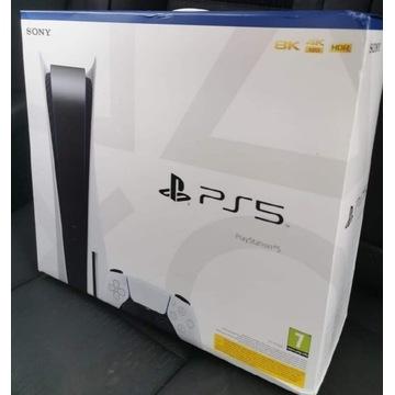 Playstation 5.OSTATNIA.Nowa.POBRANIE wysyłka do EU
