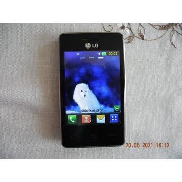Telefon LG T375 na dwie karty sim z WFI