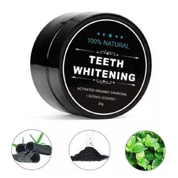 Teeth Whitening proszek 100 % naturalny