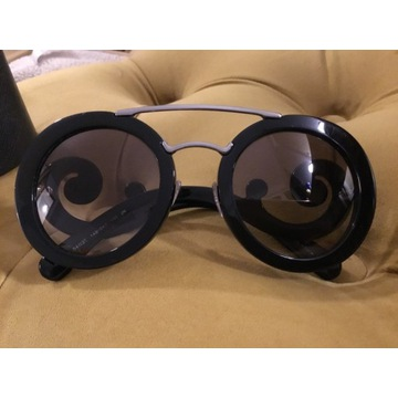 PRADA okulary słoneczne j.nowe 100%oryginalne