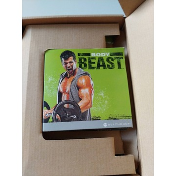 Program plan treningowy Body Beast Masa Rzeźba