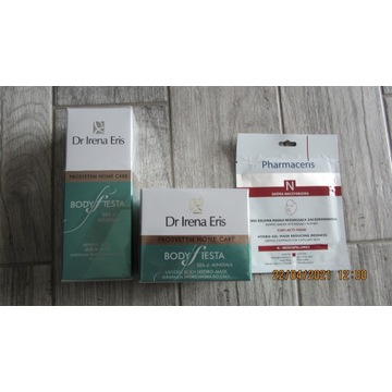 Dr Irena Eris Prosystem Home Care - zestaw + GRATI