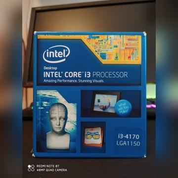 Procesory Intel Core i3-4170