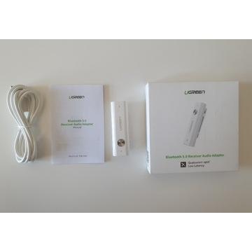 Ugreen CM110 odbiornik adapter bluetooth 5.0 aptx
