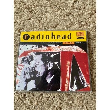 Radiohead CREEP wyd UK