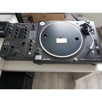 Technics 1210 m3d  pioneer djm 400