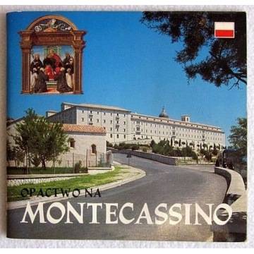 Opactwo na Montecassino Przewodnik