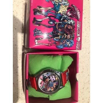 Zegarek Monster High wzór 1