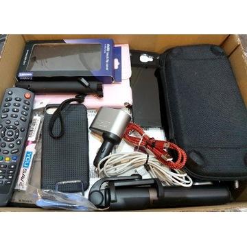 Pakiet paczka elektroniki rózności mix zestaw