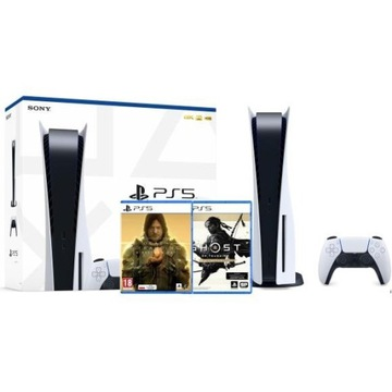 Sony PlayStation 5 + Ghost of Tsushima Director's