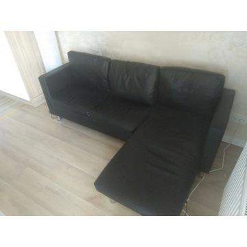 Sofa VidaXL Czarna