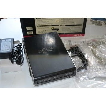 LG Nagrywarka Zewnętrzna DVD GSA-E10L