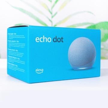 Inteligentny głośnik Amazon Echo Dot 4gen Alexa