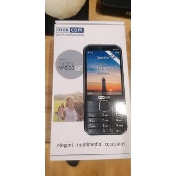 Telefon komórkowy Maxcom Classic MM 330