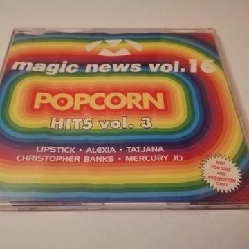 Magic News Vol. 16 - (Popcorn Hits Vol. 3) 1997