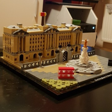Lego Architecture 21029 Buckingham Palace