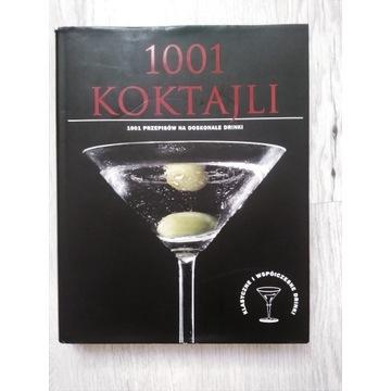 Książka 1001 koktajli
