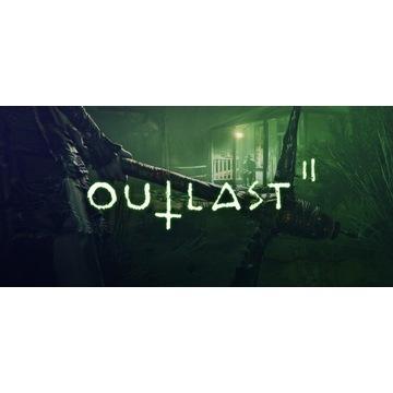 OUTLAST 2 |+250 gier STEAM | AUTOMAT