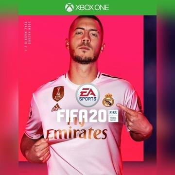 FIFA 20 XBOX ONE PO POLSKU PL GRA KEY KLUCZ KOD X1