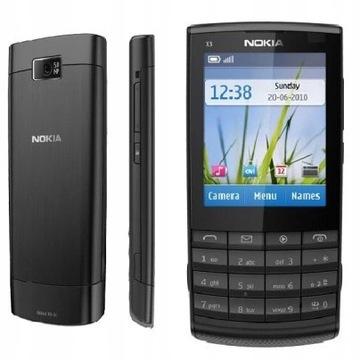 telefon komórkowy NOKIA X3-02