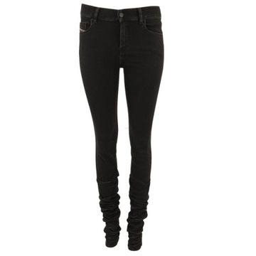 Spodnie Diesel Jeans PLIXEE W27 NOWE z metką