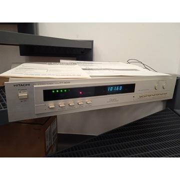 Hitachi FT-8000 świetny tuner FM z instrukcją