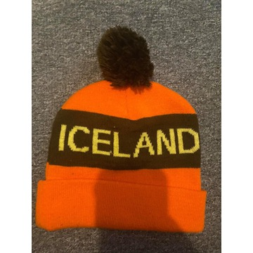 ICELAND - czapka zimowa