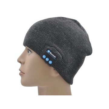 XIKEZAN Unisex czapka z Bluetooth roz. uniwersalny
