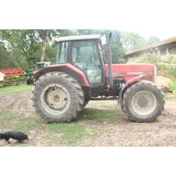 Ciągnik Rolniczy Massey Ferguson 8130