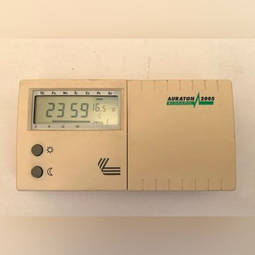 Regulator (programator)temperatury AURATON 2005