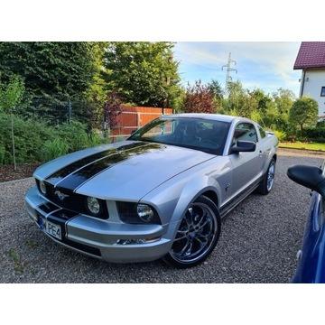 Doinwestowany Ford Mustang Premium