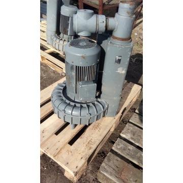 Wentylator bocznokanałowy pompa próżniowa 11kw