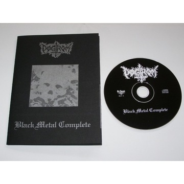 POGROM 1147 - Black Metal Complete CD black