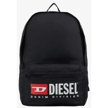 Plecak Diesel Czarny Nowy