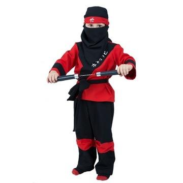 Strój karnawalowy ninjago! Mega zabawa