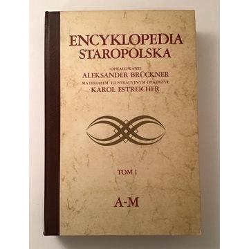 Encyklopedia Staropolska, A. Bruckner , t . 1 i 2